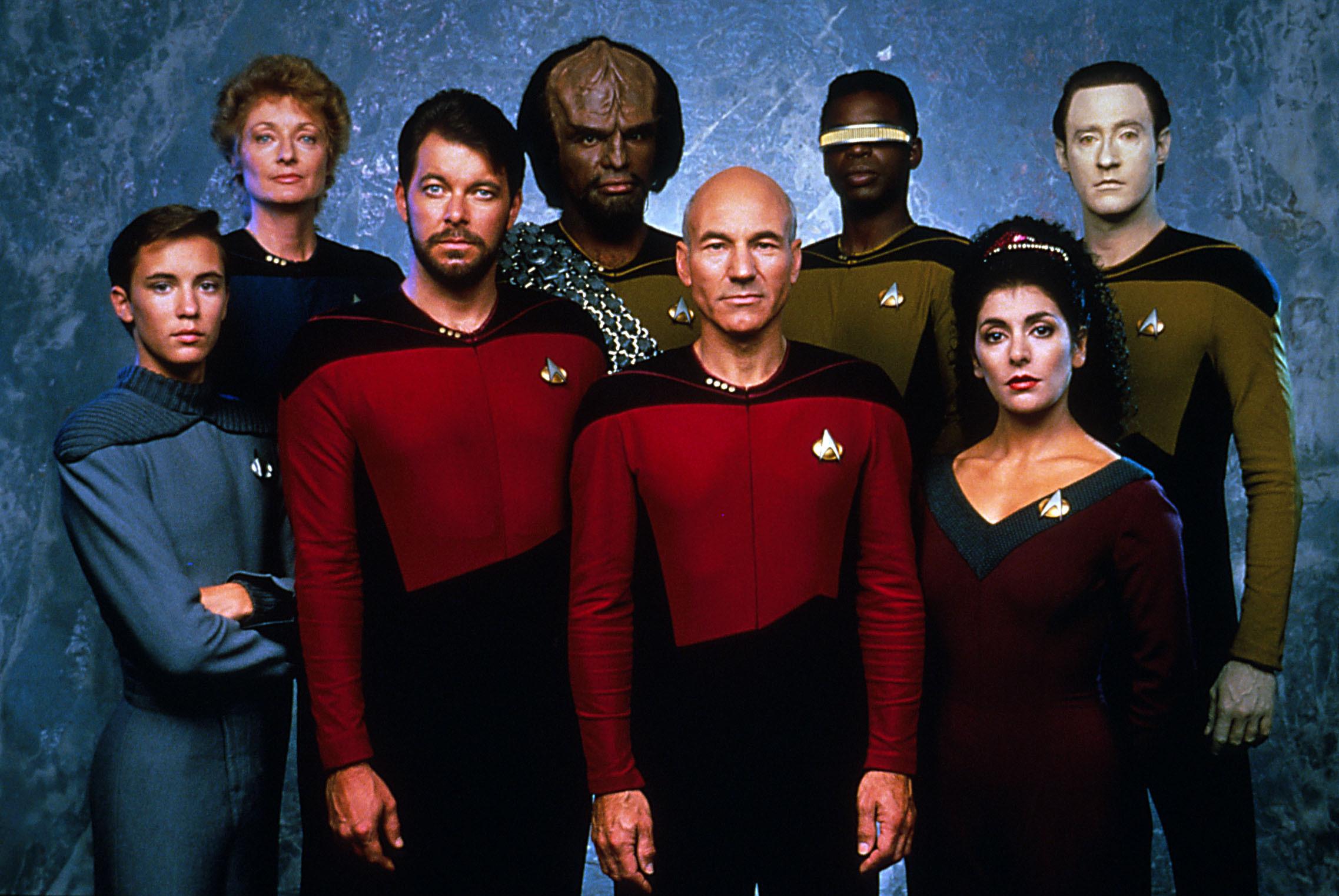Star Trek Next Generation Online Anschauen