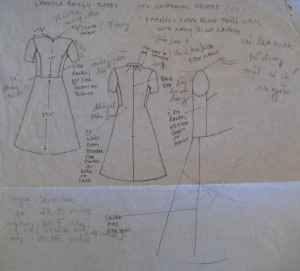 Vanessa_Uniform_Sketch